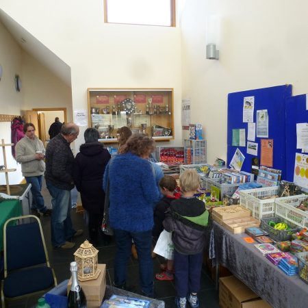 model Show 2017 - all the ground floor spaces were used adn filled with models, demonstrations and some kits to buy to get involved at home - fun all round.