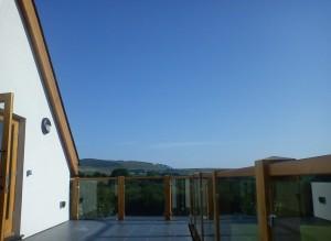Glog balcony room view towards frenni