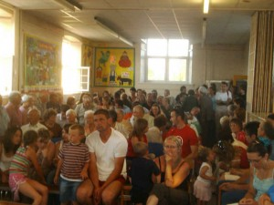 Meeting were held to save the school from closure