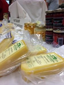 PantMawr cheeses