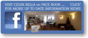 Cegin Bella Facebook page