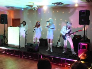 ABBA TRIBUTE HALLOWEEN 2015