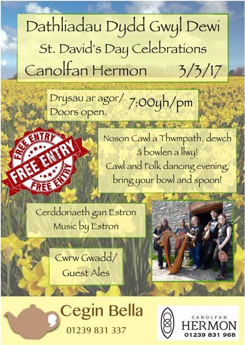 St Davids Event 03-03-2017