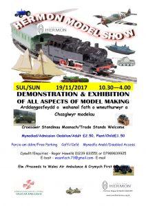 Model Show PosterDI 17